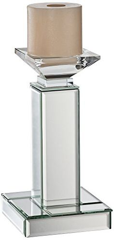 Chisolm Silver Mirrored Decorative Candle Holder -- Click image for more details.Note:It is affiliate link to Amazon.