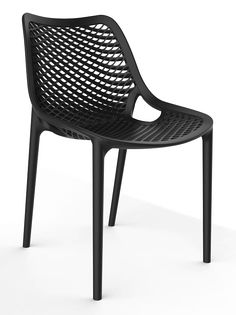 Sprig Chair Black