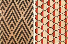 sketches textiles 1920 Liubov Popova