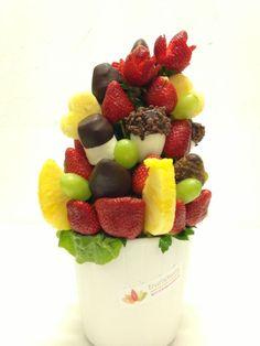 Ramo de frutas regalado con motivo del Día de la Madre | #Ramosconhistoria