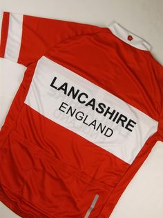 Lancashire Jersey. Jason Flynn · Cycling gear 726805036