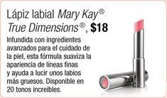Lápiz labial Mary Kay® True Dimensions™