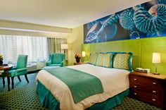 A real retro hotel to stay - Carmel Mission Inn, California