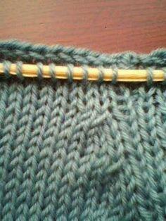 Модели вязания со схемами и описаниями: Вывязывание горловины свитера. Подробно по ссылке МК фото