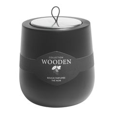 Kerzen - Duftkerze Wooden - 703.661.2
