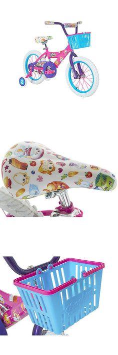 Bicycles 177831: New Girls 16 Inch Dynacraft Shopkins Bike Model:24041090 -> BUY IT NOW ONLY: $73.09 on eBay!