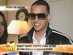 Daddy Yankee de galán de novelas