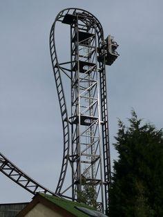 Saw - The Ride, Thorpe Park