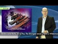 Las noticias más importantes de la jornada están en Bolivia News… Bolivia tiene por primera vez en su historia una ley de control de armas.