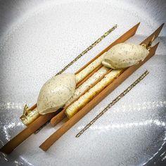 Dessert vanille et poivre de Madagascar version final #bernardloiseau #relaisbernardloiseau #patissier #pastrychef #pastryteam #foodporn