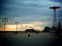 Coney Island I would love to go here early in the morning