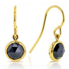 Kobelli offers amazing collection of fine-looking black diamond earings for wormen are pear shape black diamond fish hook earrings,round black diamond earrings,cushion black diamond earrings and many more.