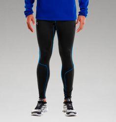 Men s UA Run Compression Leggings XL Running Leggings ce146dcc6