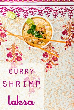 Curry Shrimp Laksa r