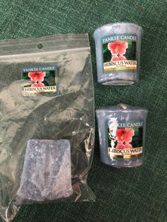Yankee Candle Hibiscus Water - Sampler