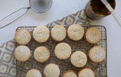 Alfajores recipe. Alfajores are Spanish cookies with dulce de leche flavor.