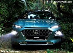 Hyundai Kona electric SUV is on the market! Hyundai Motors India Limited, which completed the launch of the Venue SUV, plans to launch the next Kona EV next month. Electric Cars, Hyundai Cars, New Hyundai, Hyundai Vehicles, Vermont, Most Reliable Suv, Mid Size Suv, Small Suv, Autos