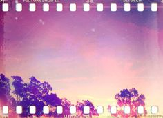 I loovvee using film strips for things!