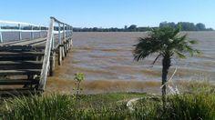 Praia de Paquetá em Canoas na Grande Porto Alegre
