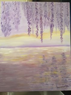 A personal favorite from my Etsy shop https://www.etsy.com/listing/279767954/wisteria-reflections-by-anthony-c
