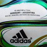 Brasil 2014: Así es la pelota con la que se disputará la gran final de la Copa del Mundo