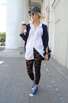 Городские образы.  Таня, 20 лет, студентка, ул. Кремлевская.  http://theloom.ru/blogs/looks/gorodskie-obrazyi-14/