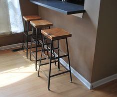Bar Stool Qty 1 18 table height stool