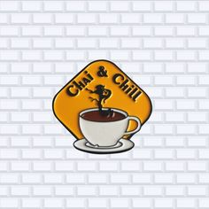 @ultimatepromotions posted to Instagram: Everyone needs a good cup of #chai every now and then. Our amazing customer Payal decided to take theirs with them wherever they went. Such a #cool #design you can almost taste this yummy drink. #pingame #pinstagram #enamelpin #enamelpins #lapelpins #pincommunity #flair #patchgame #pinoftheday #pinstagram #enamelpindesigner #etsystoreowner #etsyshop #etsyshopowner #hardenamel #softenamel #graphicdesigntips #graphicdesigner #artist #chai