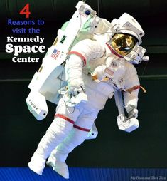 4 Reasons to Visit the Kennedy Space Center Visitor Complex this Summer #Orlando