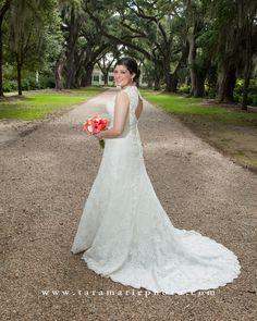 Danielle's Plantation Bridal Portraits- Rosedown, St. Francisville, LA