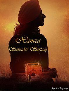 Hamza Lyrics - Satinder Sartaaj