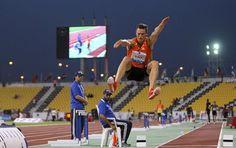 Tommi Evilä, pituushyppy / long jump