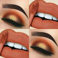 Perfect Makeup, Gorgeous Makeup, Love Makeup, Simple Makeup, Makeup Inspo, Sleek Makeup, Makeup Goals, Makeup Tips, Makeup Products