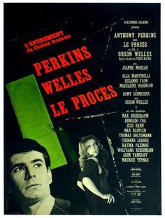 Le procès - Orson Welles