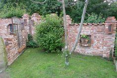 Inspirationen für Ruinenmauern im Garten - Karin Urban - Natural STyle
