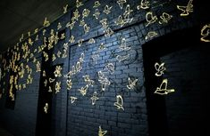 Swarms, Flocks & Herds: Installations by Kristi Malakoff