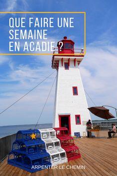 Que voir, que faire en Acadie : itinéraire    #voyage #acadie #exploreNB #destinationNB #JAcadie#roadtrip North And South, Parc A Theme, Acadie, Saint Quentin, Destinations, Blog Voyage, Quebec, France, America