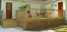 Family Friendly Deck | Today's Homeowner with Danny Lipford