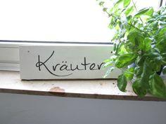 larissaswelt: DIY Schilder... & Schriften...