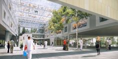 Salzburg Regional Hospital Extension - SALK (2)