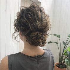 短い髪でも諦めないで♡ボブさん向け「結婚式アレンジ」15選 - LOCARI(ロカリ) Hairstyles Haircuts, Pretty Hairstyles, Wedding Hairstyles, Hair Art, My Hair, Hear Style, Hair Arrange, Hair Setting, Healthy Hair