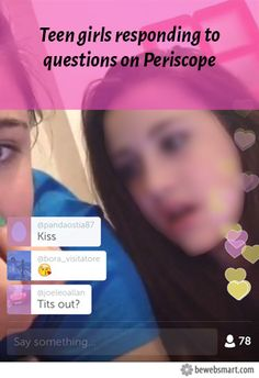 Are Meerkat, Periscope, and YouNow okay for kids? | Be Web Smart