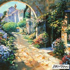 Howard Behrens - meravigliosa Toscana -