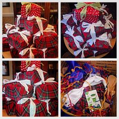 Corporate gifts wrapped in lilywrap!  Show you care with a beautifully wrapped gift that's eco-friendly, easy-to-use, and supports small business!  www.lilywrap.com