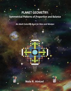 Planet Geometry Symmetrical Patterns Of Proportion And B Adult ColoringColoring BooksGeometryPlanets