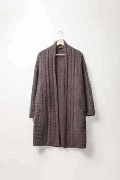 Landfall - Brooklyn Tweed Fall 2014. Shown in worsted Shelter wool US 7