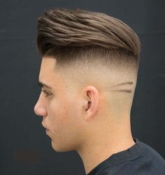 Skin fade haircuts have been popular men's haircuts for years and this trend will not go away any time soon. Check out these killer skin fades. Popular Mens Hairstyles, Mens Braids Hairstyles, Straight Hairstyles, Cool Hairstyles, Latest Hairstyles, Hairstyle Ideas, Mid Skin Fade, High Fade, Short Straight Hair