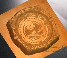 1600 CNC 3d Relief Model STL for Router Engraver Mill Woodworking 3D printer #3DGroupEU
