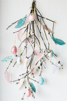 Swedish Easter Wall Hanging