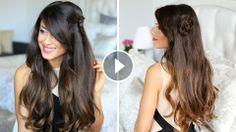 Çiçek Saç Örgüsü Nasıl Yapılır, braid,hairstyle,braids styles,hair braid styles,braid hairstyles,braiding hairs,braid tutorials,braid review,braid video
